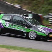 The YRC car at Brands Hatch (Pic: Marc Waller)