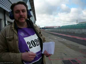Running BritsOnPole.com took us into the heart of motorsport. Here Onlineability's Andy Darley reports from the Silverstone pitlane.