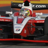 Qualifying session (Pic: GP2 media)
