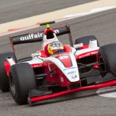 Race under way (Pic: GP2 media)